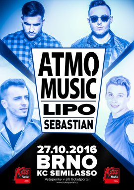 ATMO MUSIC - SEBASTIAN - LIPO