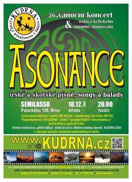 Vánoční koncert Asonance