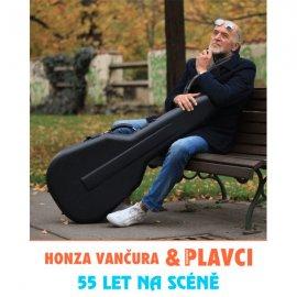 Honza Vančura &Plavci 55 let na scéně