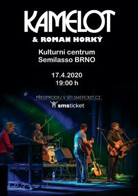 Kamelot + Roman Horký