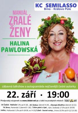 Halina Pawlovská