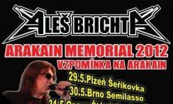 ALEŠ BRICHTA - ARAKAIN MEMORIAL (VZPOMÍNKA NA ARAKAIN)