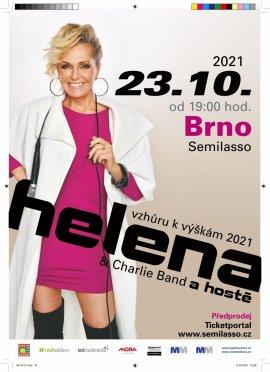 HELENA VONDRÁČKOVÁ - Vzhůru k výškám Tour