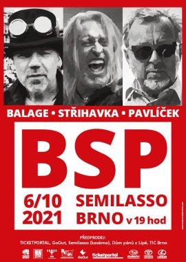 BSP - přednarozeninový koncert