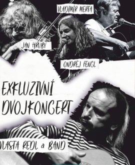 Dvojkoncert - Vlasta Rendl &Band + Trio Vladímír Merta, Jan Hrubý a Ondřej Fencl