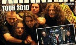 ARAKAIN & TITANIC tour 2010 + TREASON