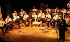 Koncert Mandolínového orchestru Moravan