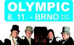 OLYMPIC: 50 LET MODRÁ PYRAMIDA TOUR