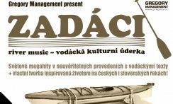 ZADÁCI - river music - vodácká kulturní úderka