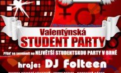 Valentýnská Student Party