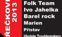 FESTIVAL ŘEČKOVICE 2013