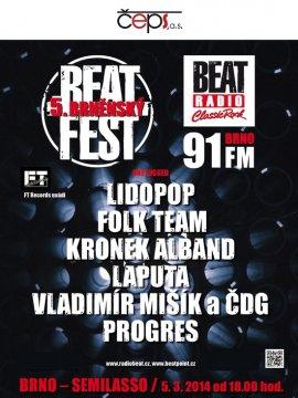 5. brněnský Beatfest - Unplugged