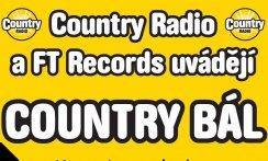Rádio Country a FT Records uvádí: COUNTRY BÁL