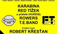 Předpremiéra TV cyklu České televize věnovaného století trampingu