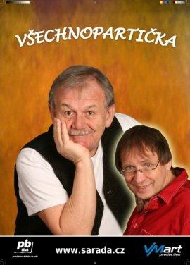 Karel ŠÍP a Josef Alois NÁHLOVSKÝ ve variaci na úspěšnou TV SHOW.