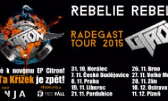 """Rebelie rebelů Radegast Tour 2015"""