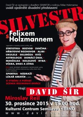 SILVESTR S FELIXEM HOLZMANNEM