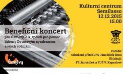 Benefiční koncert DFS Jánošíček