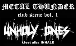 Metal Thunder club scene vol. 1