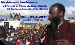 Mezinárodní konference věřících v Pána Ježíše Krista