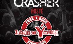 GATE CRASHER 10 LET + ZAKÁZANÝ OVOCE a ATD + Resumé + Tommy Poser