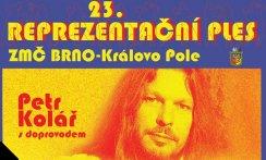 23. ročník Reprezentačního plesu ZMČ Brno-Královo Pole