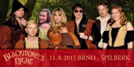 Blackmore's Night v Brně