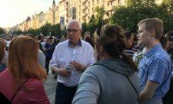 Setkání s prof. Jiřím Drahošem