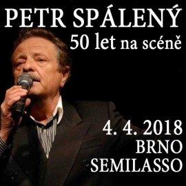 Petr Spálený & Apoloo Band - 50 let na scéně, host: Miluška Voborníková
