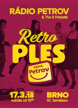 RETRO PLES radia PETROV