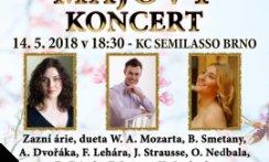 Nové operetní studio uvádí Májový koncert