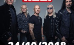 Uriah Heep support Aivn's Naked Trio