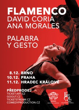 David Coria, Ana Morales: Flamenco