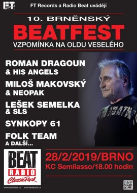 10. brněnský Beatfest