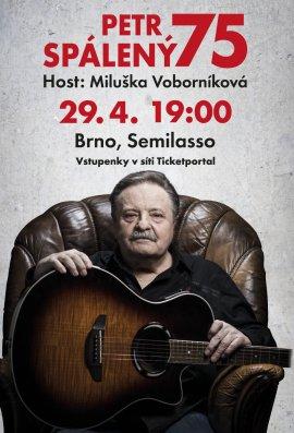 host Miluška Voborníková