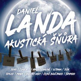 Daniel Landa akustická šnůra 2019/2020
